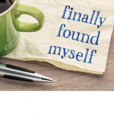 Finally found myself….
